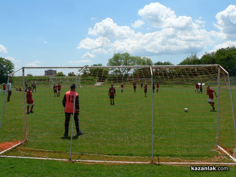 2e82ece1b55 В събота Казанлък е домакин на детски футболен турнир за купа Роза / Новини  от Казанлък