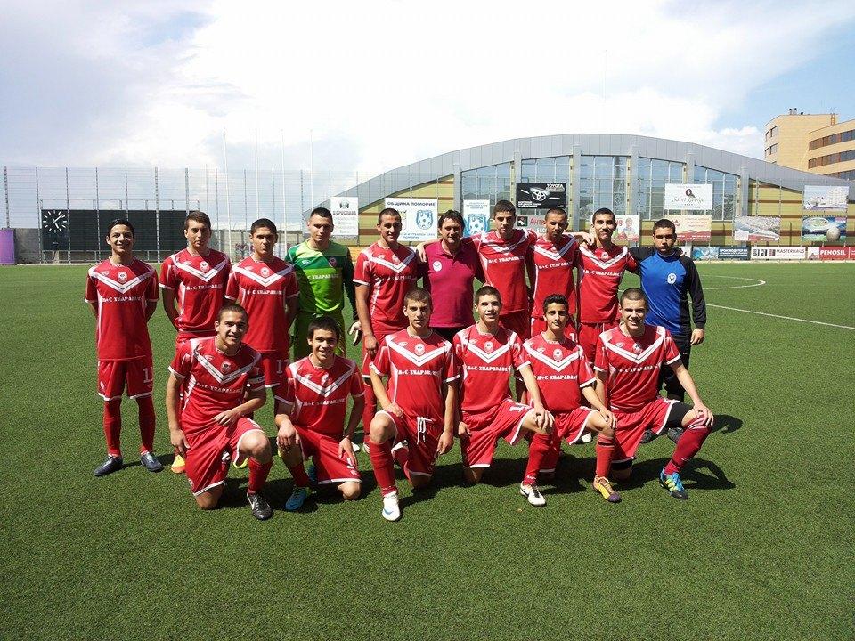 ebc3e6ffa5d Футболистите на Енина победиха с 3:2 юношите на Розова долина / Новини от  Казанлък